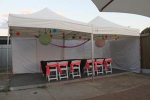 MARQUEE 3M X 6M